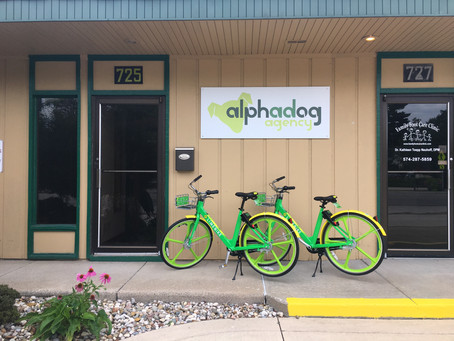 LimeBike: An Easy & Affordable Way To Get Around South Bend