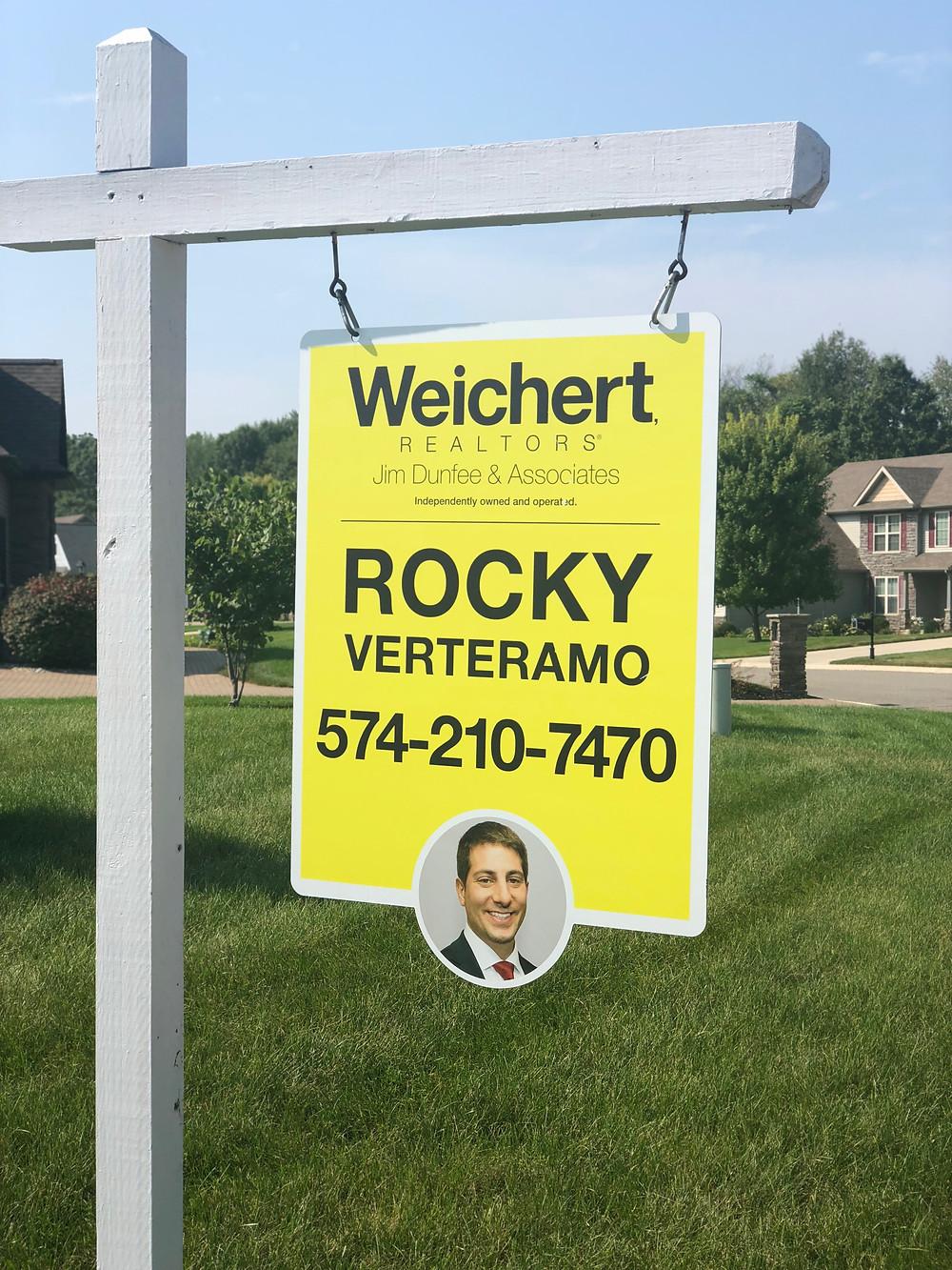 Rocky Verteramo Selling Buying Real Estate