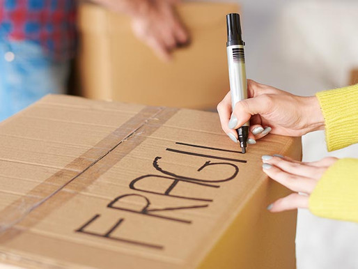 4 Tips For Packing Breakables