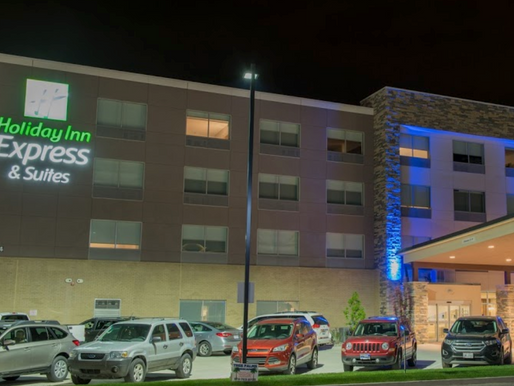 Announcing Grand Opening Of Holiday Inn Express Granger
