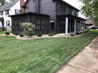 Weaver Lawn Project