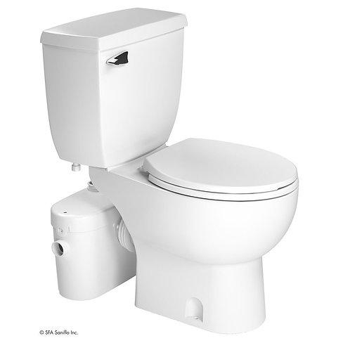 SaniACCESS2 Macerating Upflush Toilet