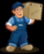 South Bend Moving Company Logo