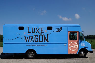 Luxe Wagon Host Party