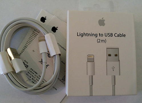 12 New 6ft/2M Cables For iPhone/iOS 8-pin Lightning to USB Data Chargers