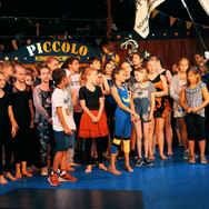 Jubiläumsgottesdienst Kindercircus Piccolo Brunnen 2019