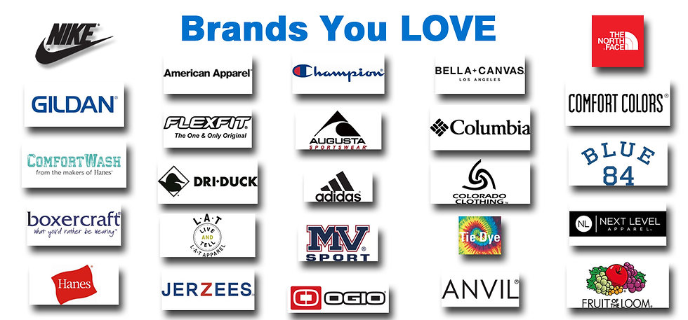Apparel Brands