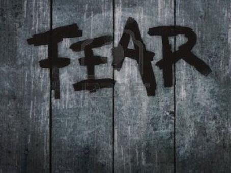 Fear vs Anxiety Debate