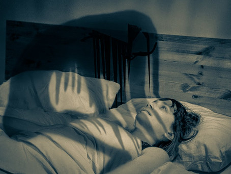 Ever Woke Up in the Night Paralyzed?