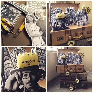 Moscot Custom Campaign Props