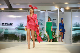 Myer Spring Racing Fashion Lunch 2018