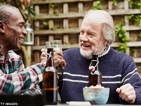 Older Drinkers:  Effective Strategies to Reduce Alcohol