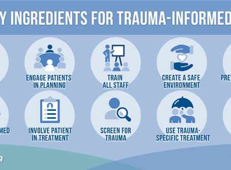 Trauma Informed Care:  What is It and Does It Matter?