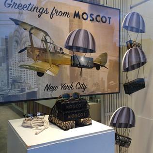 Moscot Windows