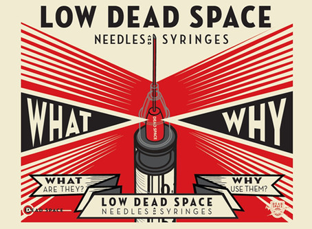 Low Dead Space Needles:  Can They Reduce BBVs?