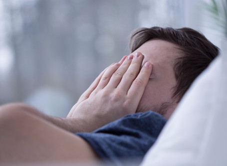 Sleep and Depression Link Identified