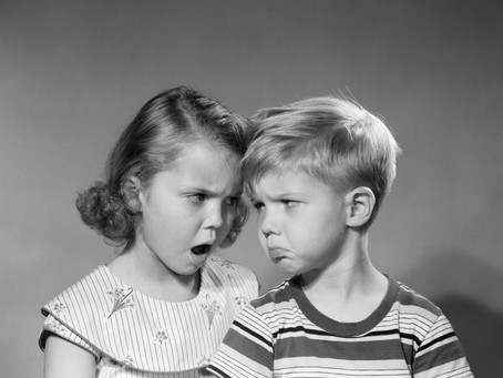 Why Sibling Aggression Differs