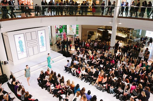 My first Runway Set Design for Chadstone AW Fashion Runway