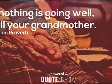 Grandma Theory Works-With Limits