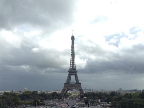 Parading 'round Paris