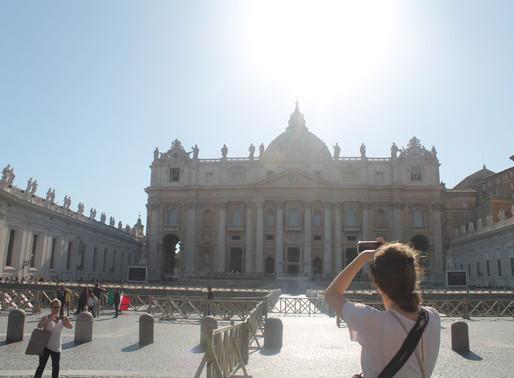 Rome-ing around The Eternal City