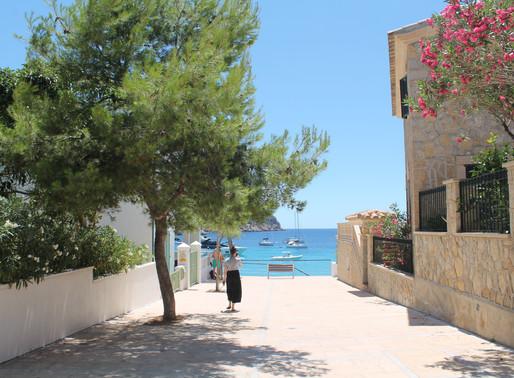 Road trippin' through Mallorca