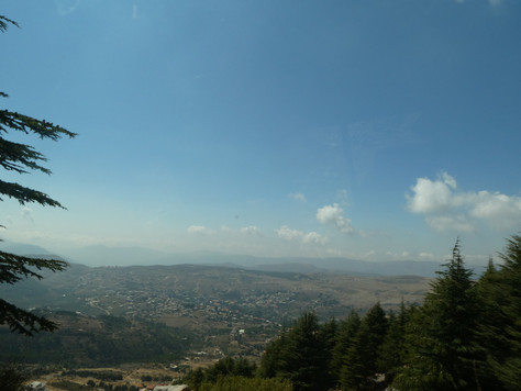 Living it up in Lebanon