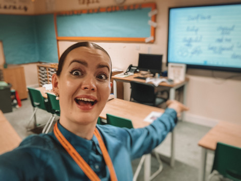 Six months into my PGCE - some reflections