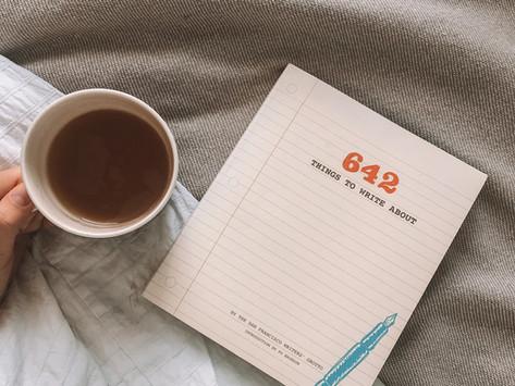 My 7-day writing challenge