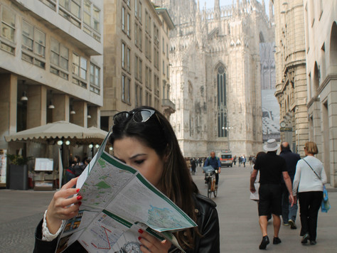 Getaway to Italy