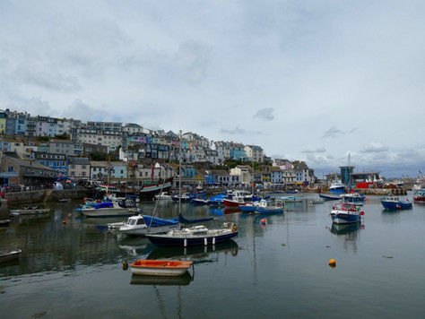Long weekend in Brixham? Devon-itely!