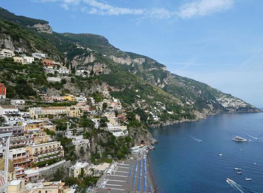 Cruising through Campania, Italy
