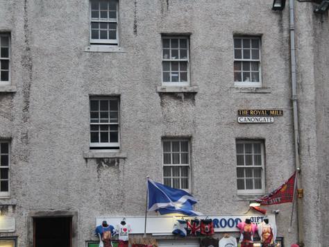 Saying Farewell to 2015 in Edinburgh