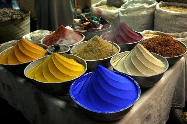 Egypt spices