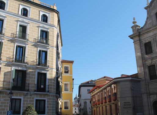 Mesmerised in Madrid