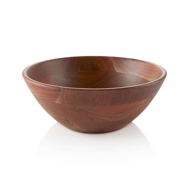 Acacia Serving Bowl