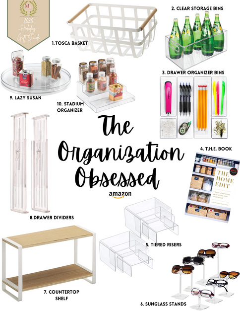 The Organization Obsessed