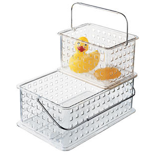 Clear Totes