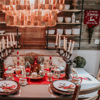 Christmas Home Styling