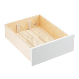 Clear Deep Drawer Divider