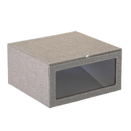 Drop-Front Sweater Box