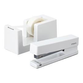 Tape Dispenser & Stapler