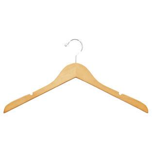 Wooden Hanger Natural