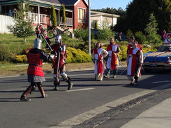 Our local medieval society
