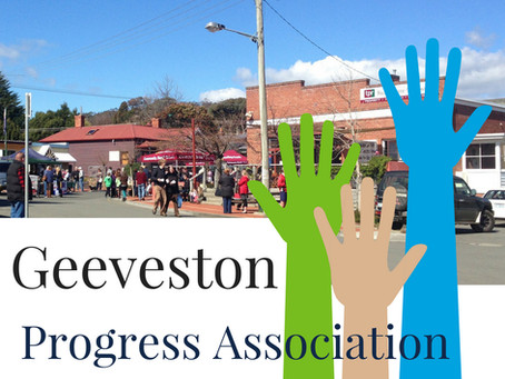 Geeveston Progress Association Meetings