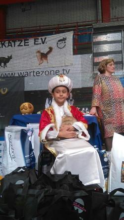 World Cats Show * Essen Almanya