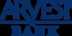 Arvest Bank Blue logo PNG (3).png