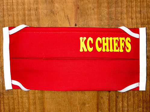 Bold Kansas City Chiefs