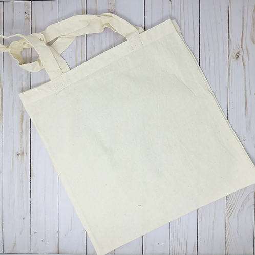Canvas Bags - Add Your Own Design