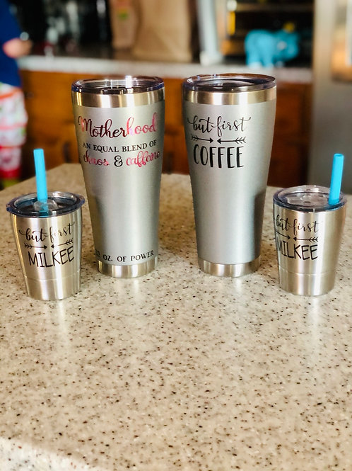 Custom Cups - Prices Vary Based on Design
